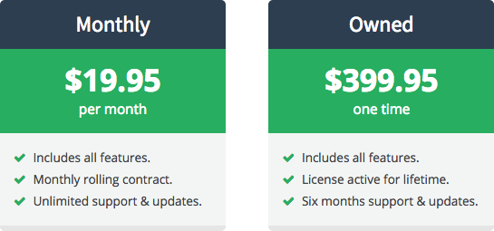 SupportPal Pricing